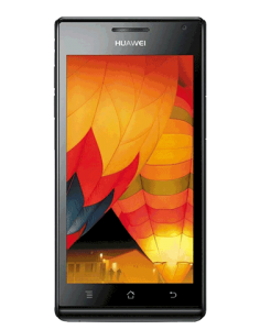 Servis huawei ascend p1