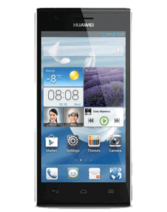 Servis huawei ascend p2