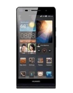Servis huawei ascend p6