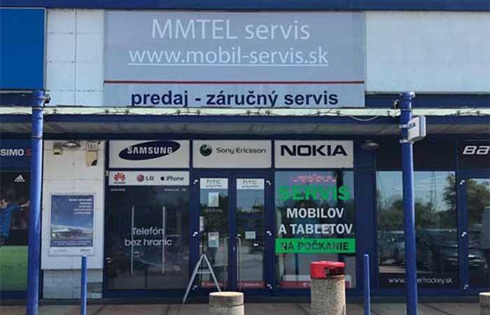 Servis huawei - MMTel servis